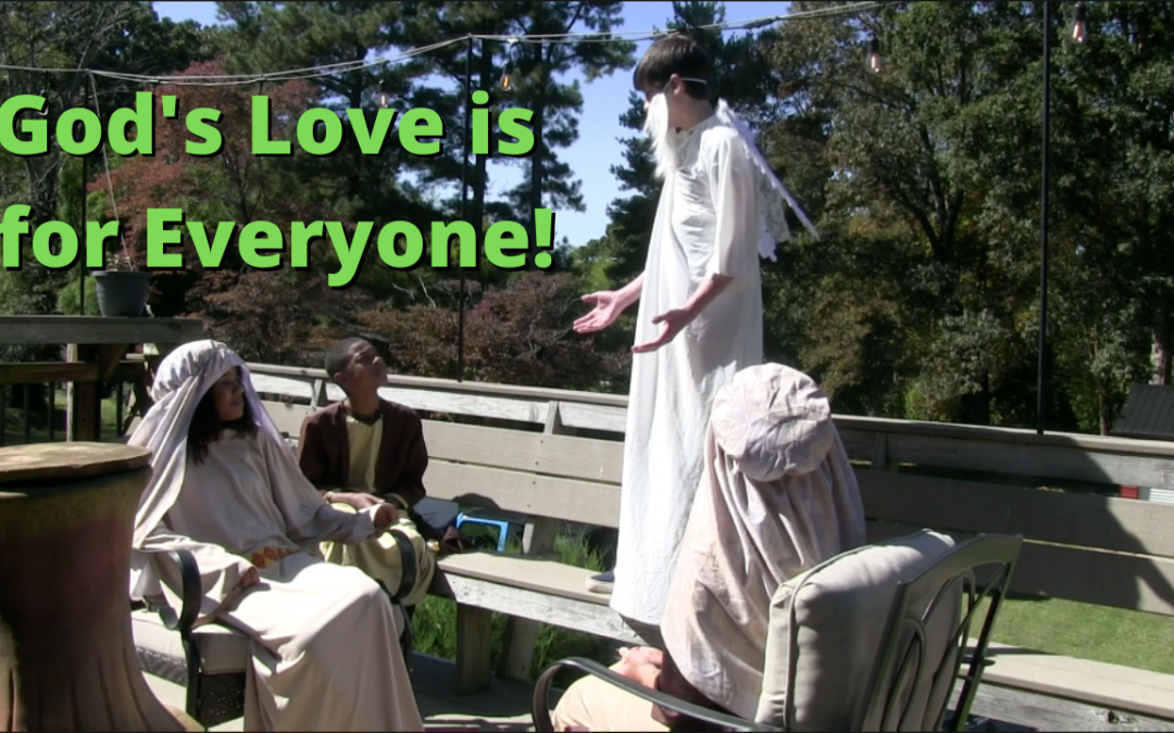 God's Love is for Everyone!