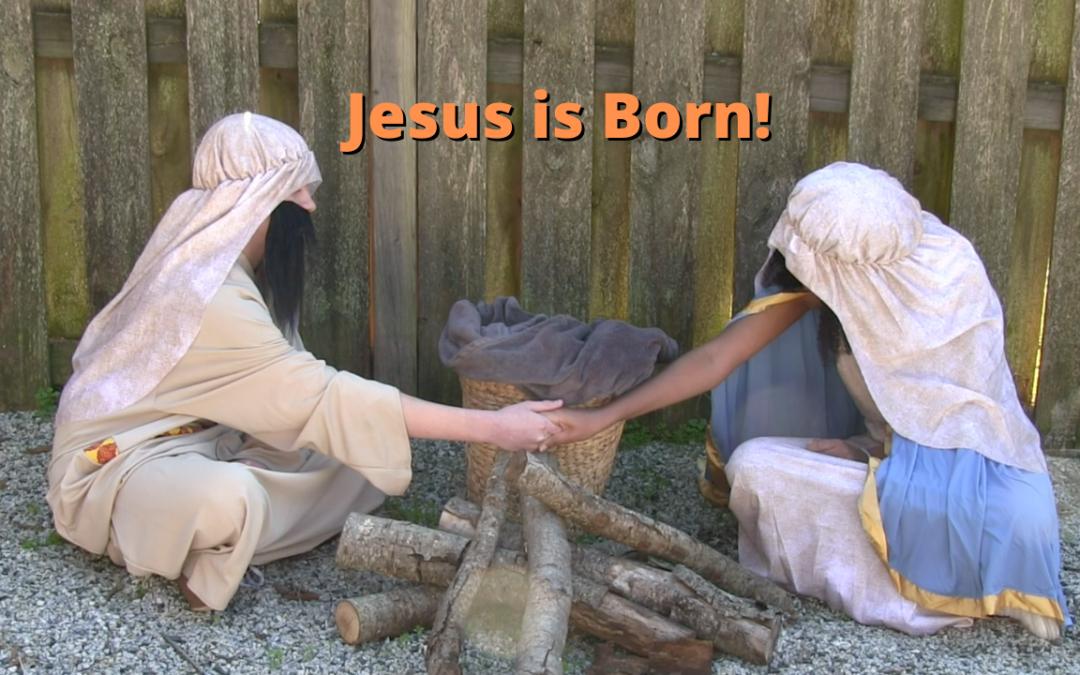 Jesus is Born!