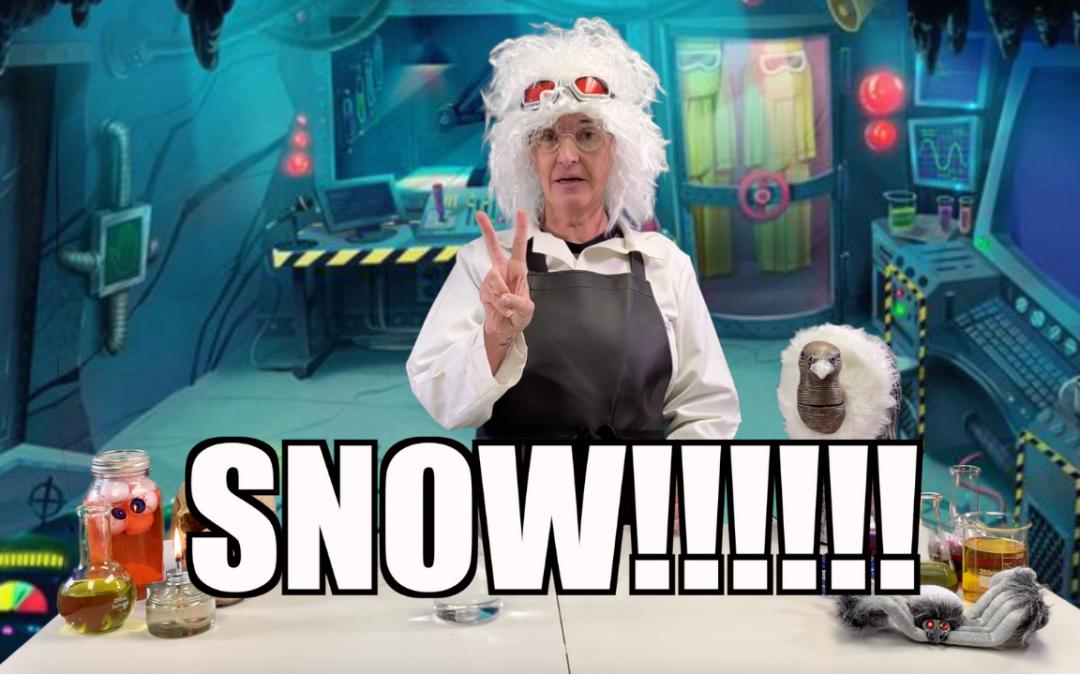 Secret Snow!