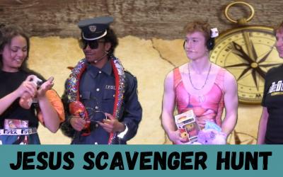 Easter: Jesus Scavenger Hunt