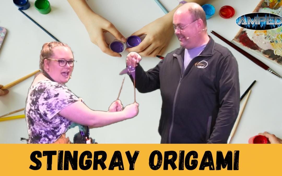 Origami Stingray